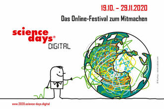 Science Days digital - einfach phaenomenal!
